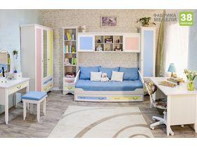 """Детская комната для девочки-подростка """"Классика Карамель"""""""
