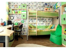 """Детская комната """"Полосатый рейс"""""""