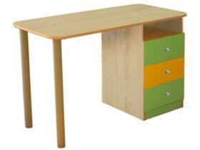 """Детский письменный стол для школьника с ящиками из коллекции """"Выше радуги"""""""
