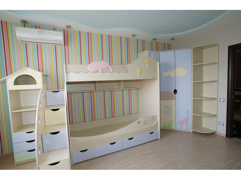 """Детская комната """"Кошки 2"""""""