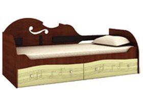 Кровать односпальная 80*200 см