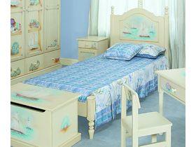 """Кровать детская """"Любимая сказка, Морская"""""""