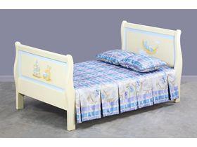 """Детская кровать - ладья """"Любимая сказка, Морская"""""""
