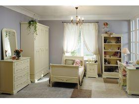 """Детская комната для девочек """"Примавера"""" в классическом стиле"""