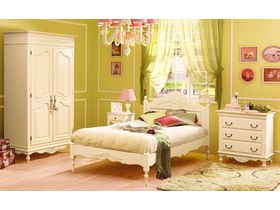 """Коллекция детской мебели """"Прованс"""" в классическом стиле"""
