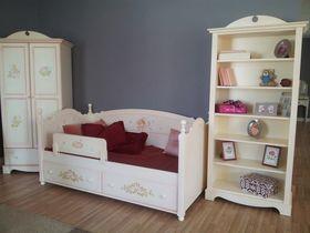 """Детский диван кровать с ящиками """"Любимая сказка, Эльфы"""""""