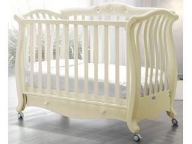 Детская кроватка-маятник Andrea Vip