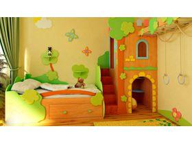 """Детская комната """"Заколдованный лес - Гном"""""""