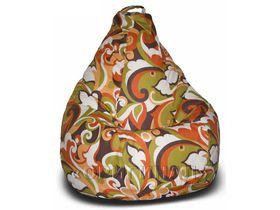 Кресло-мешок жаккард милена