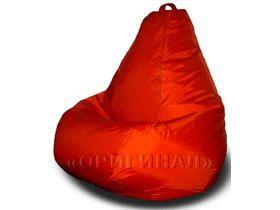 Кресло-мешок полиэстер красное