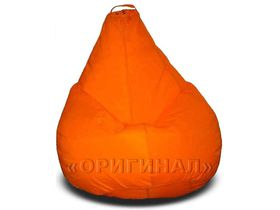 Кресло-мешок полиэстер оранжевое