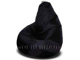 Кресло-мешок полиэстер черное