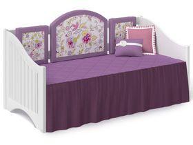 """Детская кровать-диван в нескольких размерах из массива """"La Fleur"""""""