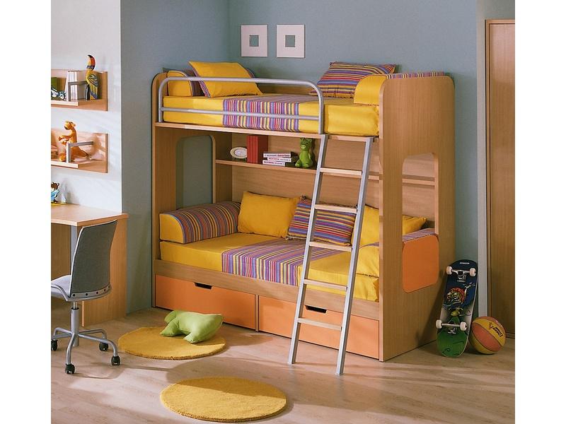 Двухъярусная кровать Милена