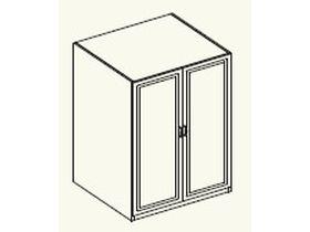 Шкаф для одежды 2 дв.