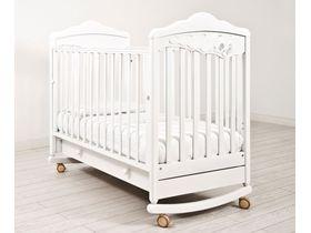 """Детская кроватка качалка-колесо """"Изабель"""""""