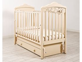 """Детская кроватка-маятник """"Изабель"""""""