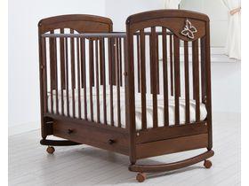 """Детская кроватка качалка-колесо """"Джулия"""""""