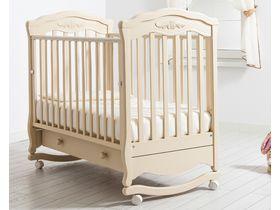 """Детская кроватка качалка-колесо """"Шарлотта"""""""