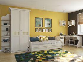 """Детская комната в классическом стиле """"Соня"""" с кроватью диваном"""