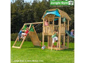 "Детский городок ""Jungle Barn & Climb Module X'tra"""