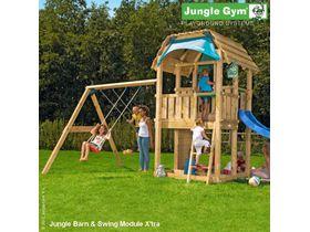 "Детский городок ""Jungle Barn & Swing Module X'tra"""