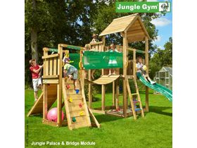 "Детский городок ""Jungle Palace & Bridge Module X'tra"""