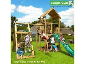 """Детский городок """"Jungle Palace & Climb Module X'tra"""""""