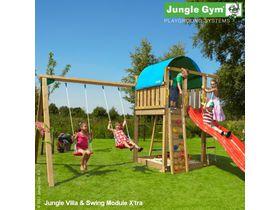 "Детский городок ""Jungle Villa & Swing Module X'tra"""
