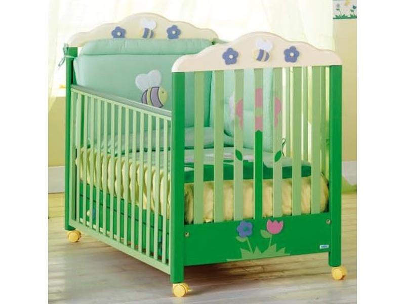 """Детская кроватка """"PRIMAVERA VERDE"""""""
