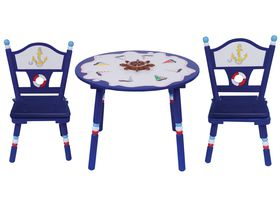 Комплект детской игровой мебели «Маленький Капитан»