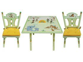 Комплект детской игровой мебели «Зоопарк»