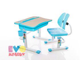 """Детская парта трансформер со стульчиком """"EVO-03"""""""