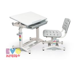 """Комплект парта и стул для школьника """"EVO-06"""""""