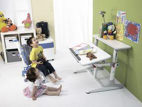 """Детская парта трансформер для школьника """"Mealux BD-405"""""""