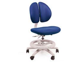 """Синий ортопедический стул для школьника """"Mealux Duo Kid Y-616"""""""