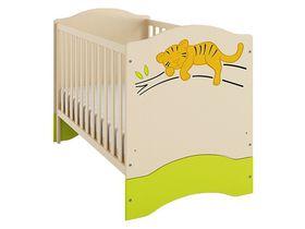 """Детская кроватка для новорожденных 120*60 см из коллекции """"Саванна"""""""