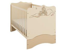 """Детская кроватка для новорожденных 140*70 см из коллекции """"ДАКАР"""""""
