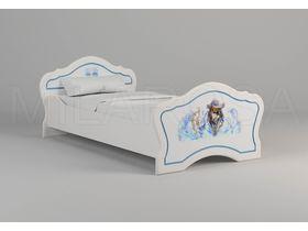 """Детская кровать для мальчика в необычном дизайне """"Пират"""""""