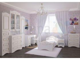 """Детская комната в классическом стиле """"РОМЕО"""" с использованием технологии патинирования"""