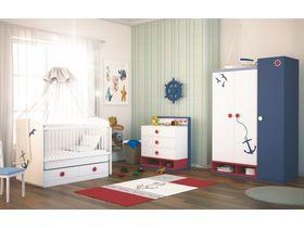 """Детская комната для новорожденных """"Nautica"""""""