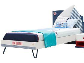 """Детская кровать в нескольких размерах из коллекции """"Nautica"""""""