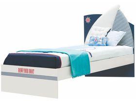 """Детская кровать для мальчика под матрас 90*200 из коллекции """"Nautica"""""""