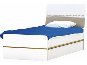 """Детская кровать под матрас 90*200 из коллекции """"Solid"""""""