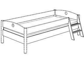 Лестница для детской кроватки
