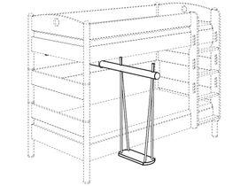 Качели для игровых кроватей высотой 125 см