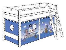 Занавес (комплект), Рисунок «Пираты» для 125 высоты