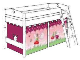 Занавес (комплект), Рисунок «Эльфы» для 125 высоты
