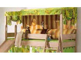 Балдахин для игровой кровати высотой 125 см