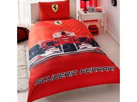 """Детский постельный комплект """"Ferrari 2012"""" двухсторонний"""
